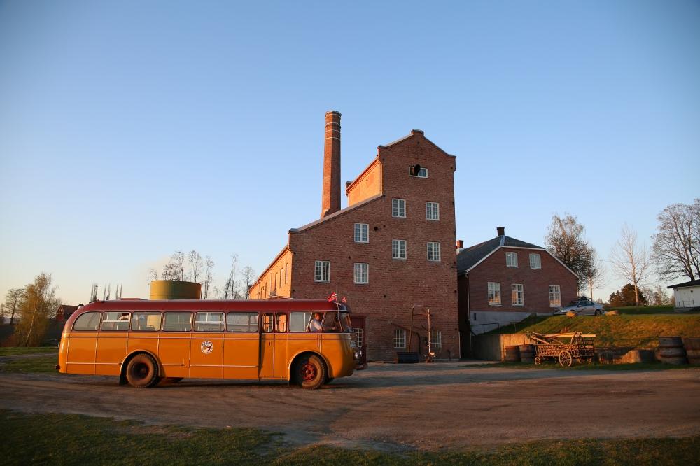 Atlungstad brenneri museumsNATT 2018